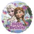 """フィルム風船 18""""フローズンハッピーバースデー ディズニープリンセスのお誕生日祝いバルーン"""