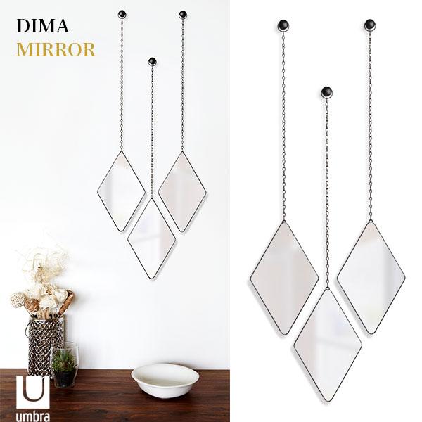 umbra DIMA MIRROR(ディマ ミラー) ブラック 2358777-040