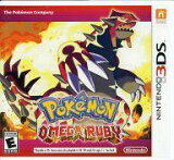 Pokemon Omega Ruby - ポケモン オメガ ルビー Nintendo 3DS 海外輸入北米版ゲームソフト
