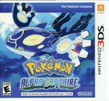 Pokemon Alpha Sapphire - ポケモン アルファ サファイア Nintendo 3DS 海外輸入北米版ゲームソフト
