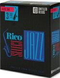 リコ リード ジャズセレクト アンファイルド カット ハード アルトサクソフォーン 2(10枚入) 197642