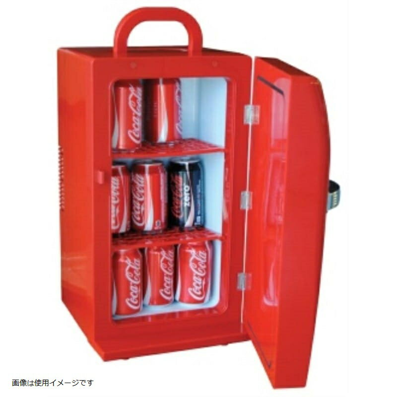 コカコーラ レトロな冷蔵庫