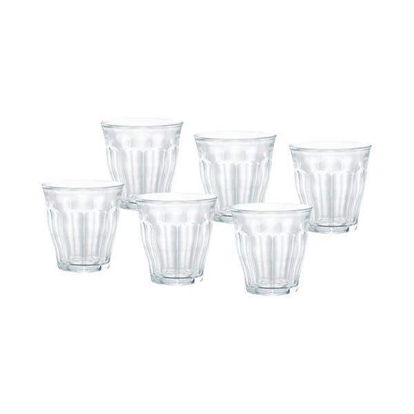 DURALEX デュラレックス ピカルディー グラス コップ 250ml クリアの写真
