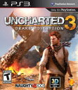 Uncharted 3: Drake's Deception 輸入版