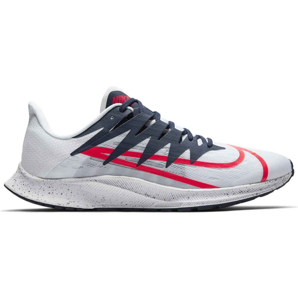 ナイキ ズーム ライバル フライ Cd7288 陸上ランニング ランニングシューズ : ホワイト×レッド Nike