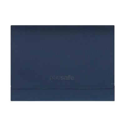 パックセーフ Pacsafe 財布 Rfidトリフォールドウォレット ネイビー 12970206022000