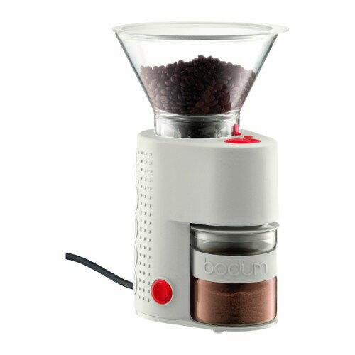 bodum コーヒーミル BISTRO 電動式コーヒーグラインダー 10903-913JP-3の写真