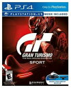 PS4 北米版 Gran Turismo Sport SIE画像