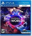 PS4 北米版 PSVR PlayStation VR Worlds SCE画像