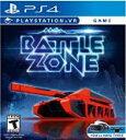PS4 北米版 PSVR Battlezone VR SCE画像