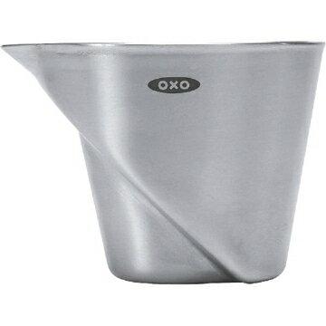 OXO(オクソー)ステンレスアングルドメジャーカップ