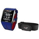 ポラール Polar V800 HR GPS 心拍センサー付き ブルー 90048947