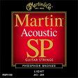 MSP4100 Martin アコースティックギター弦 ライトゲージ