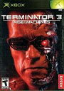 XBソフト 北米版 TERMINATOR 3 RISE OF THE MACHINES
