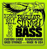 ERNiE BALL アーニーボール REGULAR SLINKY BASS #2832