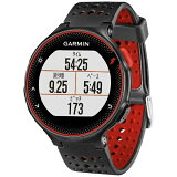 GARMIN ガーミン GPSマルチスポーツウォッチ ForeAthlete235J 37176H BlackRed