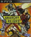 Anarchy Reigns 輸入版:北米