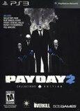 Payday 2 Collector's Edition (ペイデイ 2 コレクターズ エディション) PS3 北米版