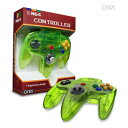 N64 Cirka Controller - Cyanine Green