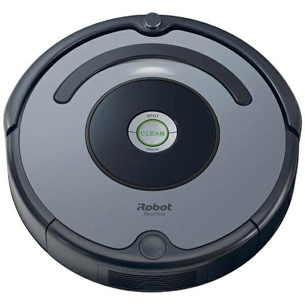 IROBOT ロボット掃除機  ルンバ641 ブルーシルバー