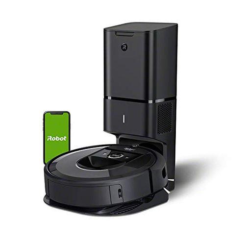 iRobot ロボット掃除機 ルンバ I7+の写真