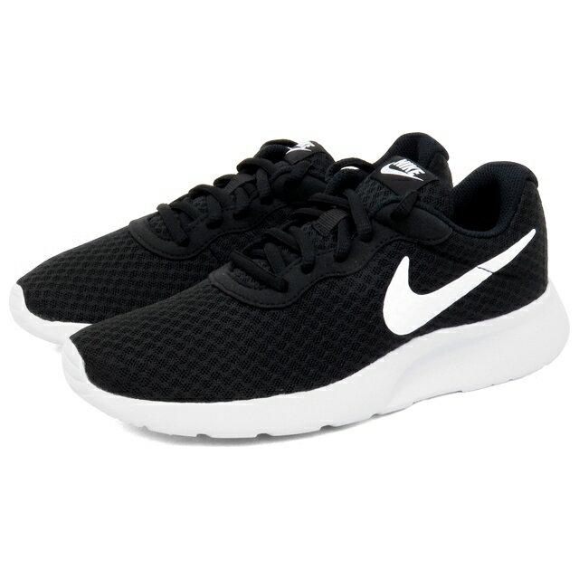 Nike(ナイキ) レディース スポーツシューズ(スニーカー) タンジュン:ブラック×ホワイト (812655)