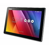 ASUS Android 6.0.1 SIMフリータブレット 10.1型・インテル Atom・ストレージ 16GB・メモリ 2GB ZenPad 10 ブラック Z300CNL-BK16