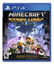 PS4 Minecraft Story Mode (輸入版:北米)画像